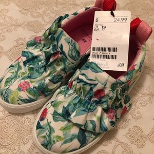 H&M girls shoes